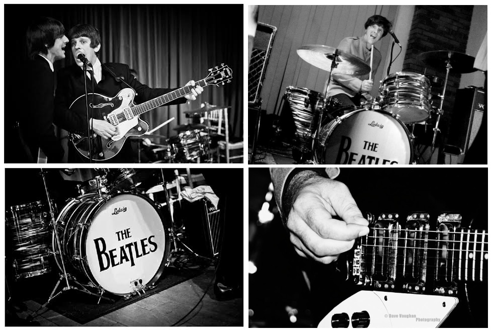 The Beatles For Sale - One of the UK's most authentic sounding Beatles cover bands