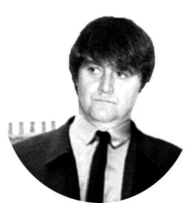 John Lennon is...Vinny