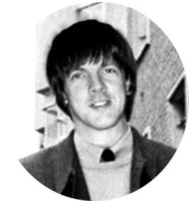 Paul McCartney is... Jamie