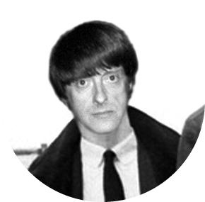 Ringo Starr is... Simon