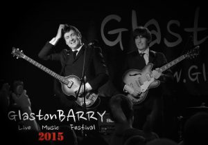 The Beatles for Sale performing at Glastonbarry. If you are looking for a Beatles Tribute Band look no further... Book us now!